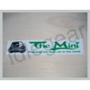 Classic Mini Decal - The Mini Probably the....