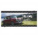 The End Classic Mini Canvas Print