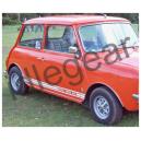 Classic Mini 1275GT Stripes