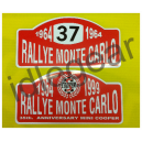 Rally Plaques