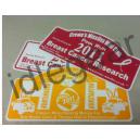 Custom Printed Rally Plaques
