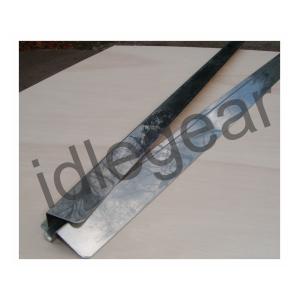 Stainless Steel Door Step Cover - Plain