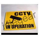 CCVT Metal Sign