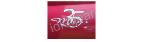 Limited Edition Body Decal Kits